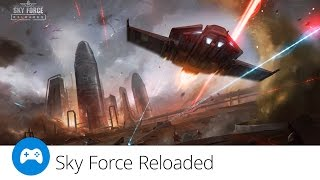 Sky Force Reloaded (recenze hry)