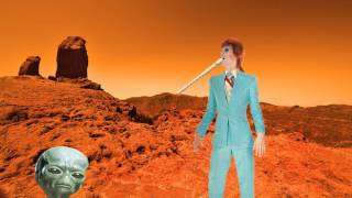 DAVID BOWIE - LIFE ON MARS ? - SHITTYFLUTED