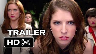 Pitch Perfect 2 Official Trailer #1 (2015) - Anna Kendrick, Elizabeth Banks Movie HD