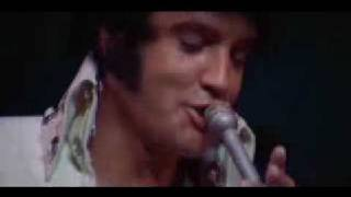 Elvis Presley - I can't stop loving you - live 1970
