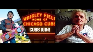 100+ yr olds discuss 108 year Chicago Cubs World Series drought - Waiting is the hardest part!