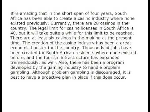 South Africa Casinos 710987