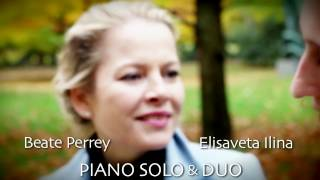 Beate Perrey et Elisaveta Ilina jouent Schubert  [Version Française]
