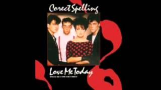 Corect Spelling and Michelle Mcadorey - Love Me Today (Sushi or Cold Fish)