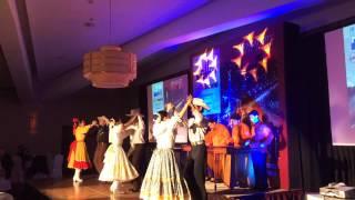 """Mexican Show: Marimba """"Mario Nandayapa Quartet"""" y compañia de danza """"Tsocoy-etze"""""""""""