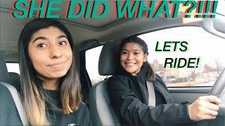 a week in my life // being relatable teens & buying a new lens!!