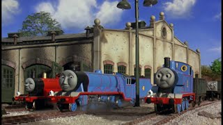 Thomas and the Magic Railroad sound effects: Small Engines/Phone call