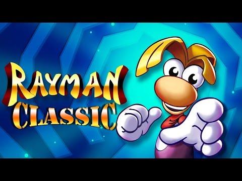 Rayman Classic Review (Prezentare joc pe HTC Desire 10 Lifestyle/ Joc Android)
