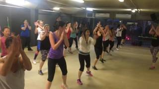ZUMBA at Subsdance
