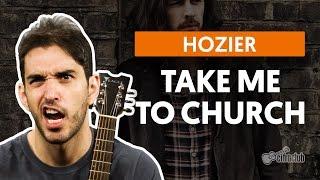 videoclase Take Me To Church (violão completa)