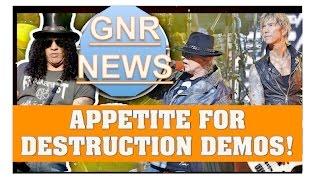 Guns N' Roses Appetite for Destruction Demos!