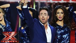 Stevi Ritchie sings Rick Astley's Never Gonna Give You Up | Live Week 2 | The X Factor UK 2014