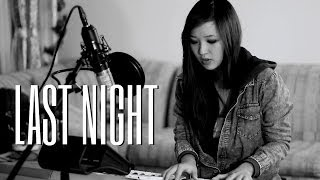 Diddy ft. Keyshia Cole - Last Night (@SharonEstee Cover)