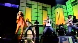 Dave Ital with Beyonce . Work It Out live on Top of the Pops 2002