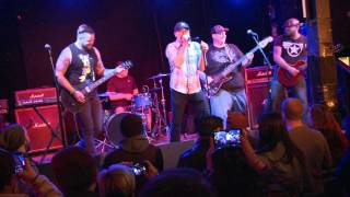 The Anthem (Good Charlotte cover) at The Baltimore All-Star Jam - Ottobar - 1/30/2016