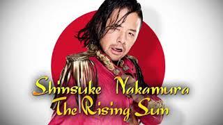 Shinsuke nakamura The Rising Sun theme song