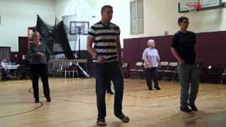 Rhinestone Cowboy Line Dance DJ OzyBoy/Glen Campbell