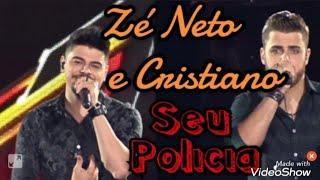 Zé Neto e Cristiano   Seu Policia   DVD Um Novo Sonho