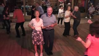 Dancing Cajun Jig to Donny Broussard at Randol's on 10/05/17