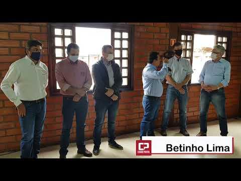 Betinho Lima se desliga do Governo para se dedicar a pré-candidatura a prefeito - Cidade Portal
