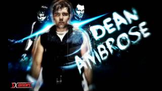 Dean Ambrose 3rd WWE Theme Song - Nuts V2 *First On YouTube*