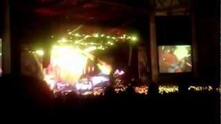Mayhem Fest 2012 - Slipknot Sulfur
