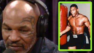 Mike Tyson Doesn't Work Out Anymore: Here's Why - Joe Rogan width=