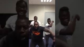 Black M parodie Marine le pen , réaction election