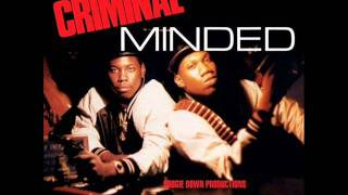 Boogie Down Productions - Criminal Minded (Instrumental)