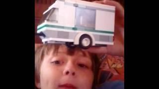 My Lego camper