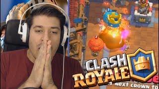 OVAJ DEK ĆE ME KOŠTATI ŽIVACA!!!!- Clash Royale (free to play) part 11.