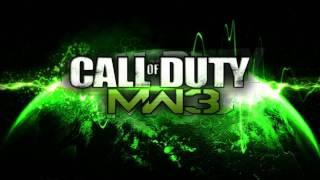 Call Of Duty MW3 - Sandman's Death scene song