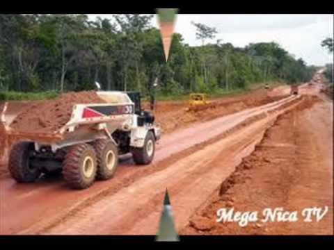 Ecocidio al Rio San Juan de Nicaragua