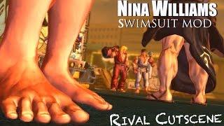 Nina Kazuya Rival Cutscene (Swimsuit)