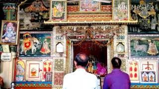Kunj bihari temple jodhpur, Rajasthan. Shivaratri function.