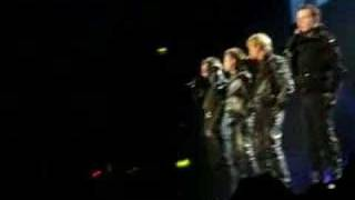 Westlife - Us Against the World - Belfast