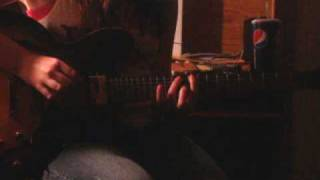 Nick Jonas Conspiracy Theory guitar cover