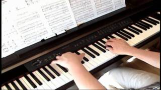 Walking In the Air - The Snowman - Piano
