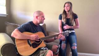 """Swing Life Away"" Rise Against Cover. Featuring BobbyHall (Dad)."