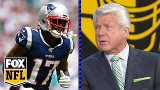 Is Antonio Brown done in the NFL? Jimmy Johnson: 'I wouldn't touch him ever' | FOX NFL