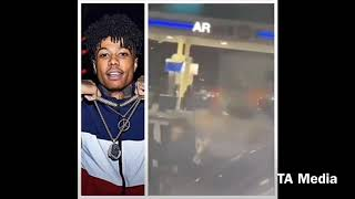 Blueface (Rapper) Arrested After Being Caught With A Mop 😱