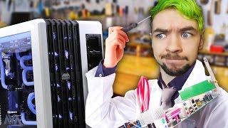 BUILD YOUR OWN PC | PC Building Simulator