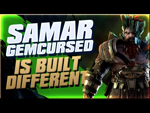 Samar Gemcursed I Raid Shadow Legends