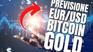 EURUSD, Oro, Bitcoin, Dax, indici E-Pay ed E-Cars: cosa fare?