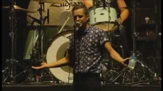 The Killers - Bad Moon Rising (Creedence Clearwater Revival cover) Live Hangout Festival