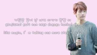[ ENG / HAN / ROM LYRICS ] BAEKHYUN (백현) - BEAUTIFUL (두근거려) [EXO NEXT DOOR OST] {ENG SUB}