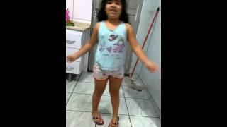 Programa Da Vitoria: Dançando  Kelly Key Baby Baba