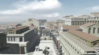 """""""HISTORY IN 3D"""" - ANCIENT ROME 320 AD - promo"""