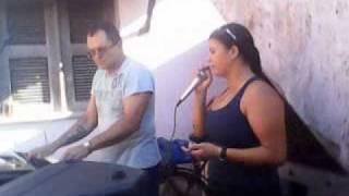 cantora brega