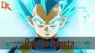 Rap do Vegeta - Dragon Ball Z - (DualRap) Tributo 2